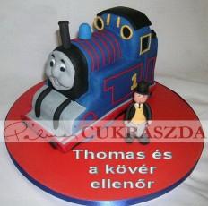 Thomas és a kövér ellenőr Rendelhető legkisebb méret 15 szeletes