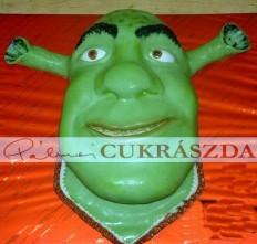 Shrek Rendelhető legkisebb méret 15 szeletes