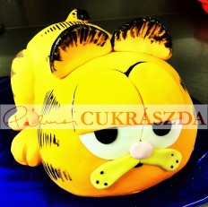 Garfield Rendelhető legkisebb méret 15 szeletes