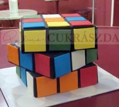 25 szeletes Rubik kocka