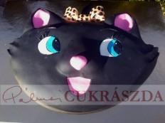 Macskarisztokraták fekete Marie torta 15 szeletes