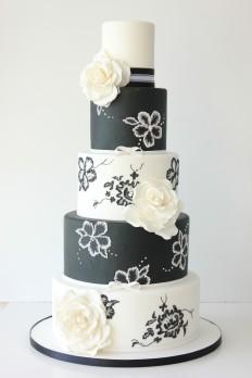 85 szeletes torta, de kérhető bármelyik szintje külön