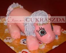 My little pony/Cukorfalat Rendelhető legkisebb méret 15 szeletes