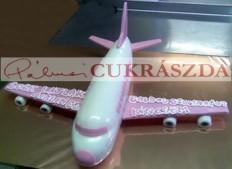 Repülő kislánynak. Rendelhető legkisebb méret 15 szeletes