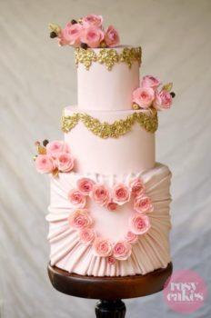 40 szeletes torta