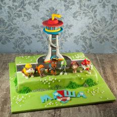 20 szeletes torta