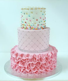 50 szeletes torta