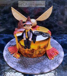15 szeletes torta, ára 24 ezer ft