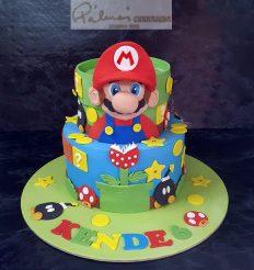 25 szeletes torta